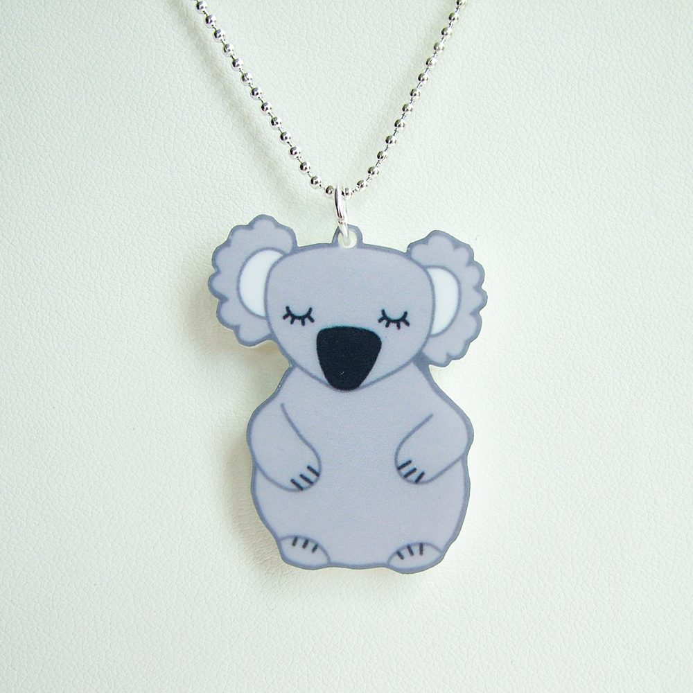 I Love Koala Bear GIft Collection Women Cotton Socks